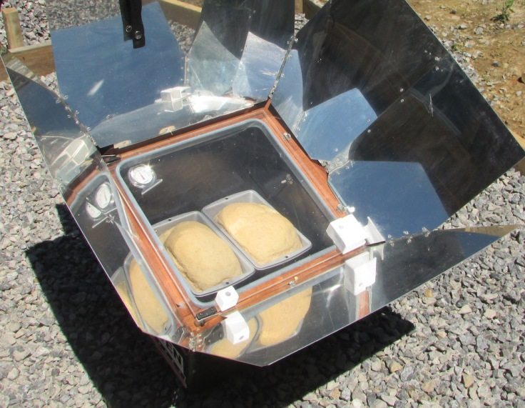 sun oven bread